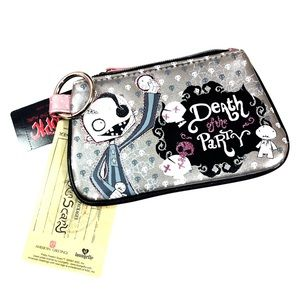 Loungefly Death of the Party Coin Purse